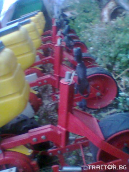Сеялки за пролетници с торовнасене 4 - Трактор БГ