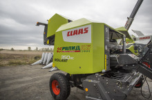 Балопреса CLAAS ROLLANT 350 RC
