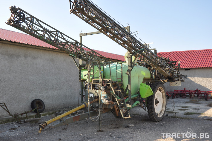 Пръскачки Пръскачка Tecnoma 3200 литра,28 метра щанги 0 - Трактор БГ