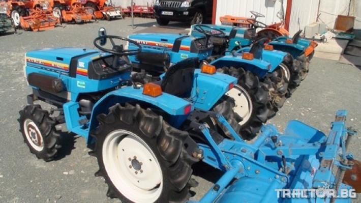 Трактори Mitsubishi MT 1601 1 - Трактор БГ