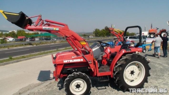 Трактори Mitsubishi MT 6