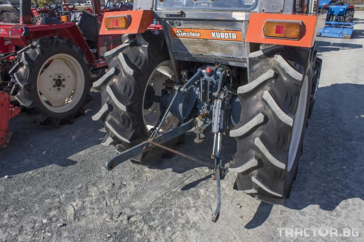Трактори Kubota L1 285 Sunshine 4 - Трактор БГ