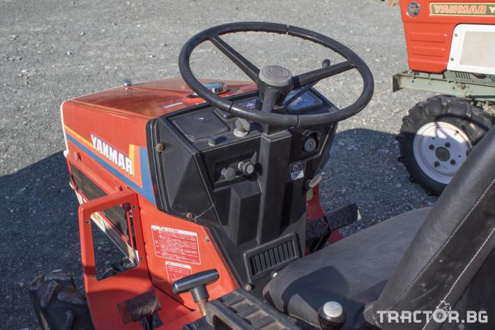 Трактори Yanmar Forte 4x4 2 - Трактор БГ