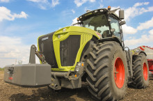 Claas XERION 4000-5000 TRAC