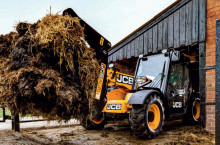 JCB 525-60 T4F Agri PLUS