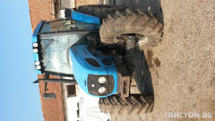 Трактори Landini Mythos 1 - Трактор БГ