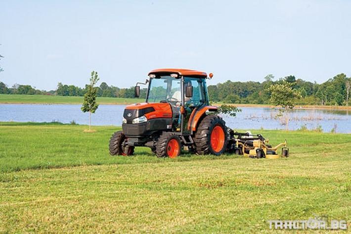 Трактори Kubota L 40 4 - Трактор БГ