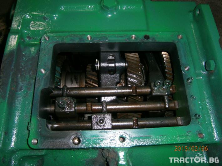 Трактори John Deere 7530 1 - Трактор БГ