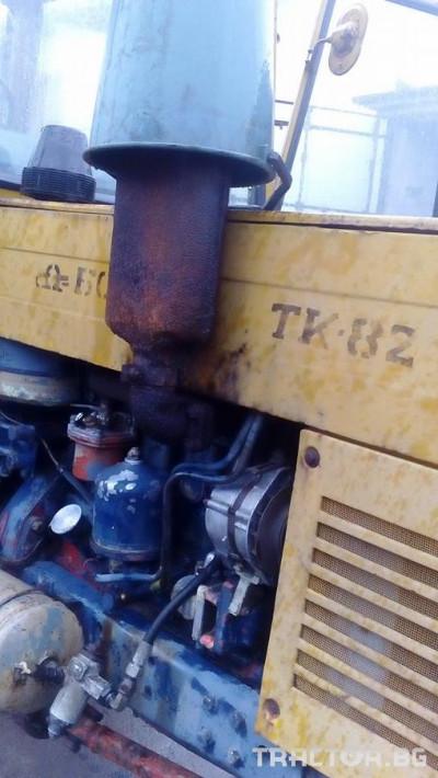 Трактори Болгар TK 82 0 - Трактор БГ