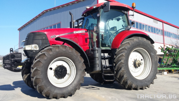 Трактори CASE-IH CASE IH PUMA 195 Multicontroler 0