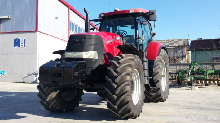 Трактори CASE-IH CASE IH PUMA 195 Multicontroler 5