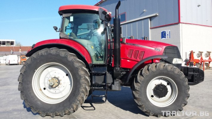 Трактори CASE-IH CASE IH PUMA 195 Multicontroler 7
