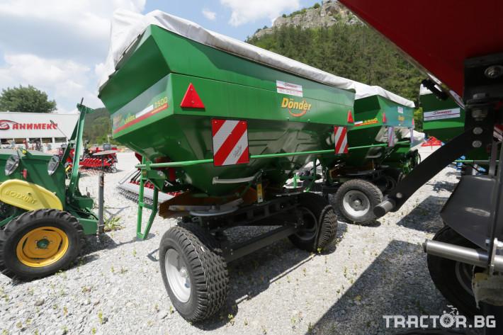 Торачки Donder CGSA-T 2500 4 - Трактор БГ