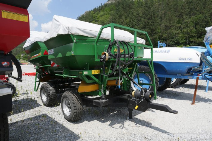 Торачки Donder CGSA-T 2500 2 - Трактор БГ
