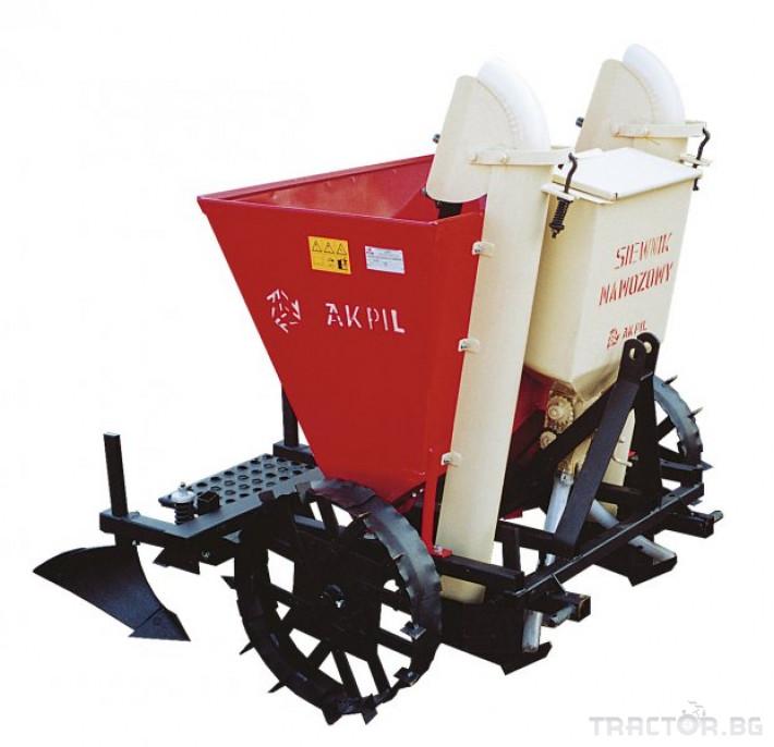 Машини за зеленчуци Картофо-сеялка AKPIL Planter 3H 1
