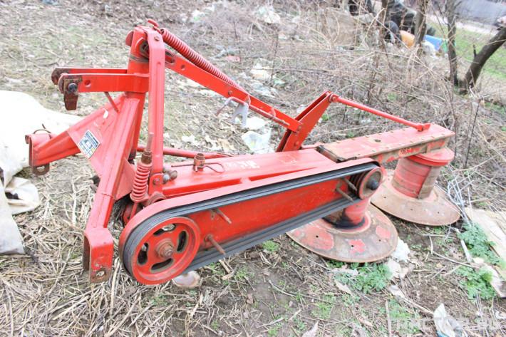 Косачки Косачка (Сюрмак 1.65) и обращач 1 - Трактор БГ