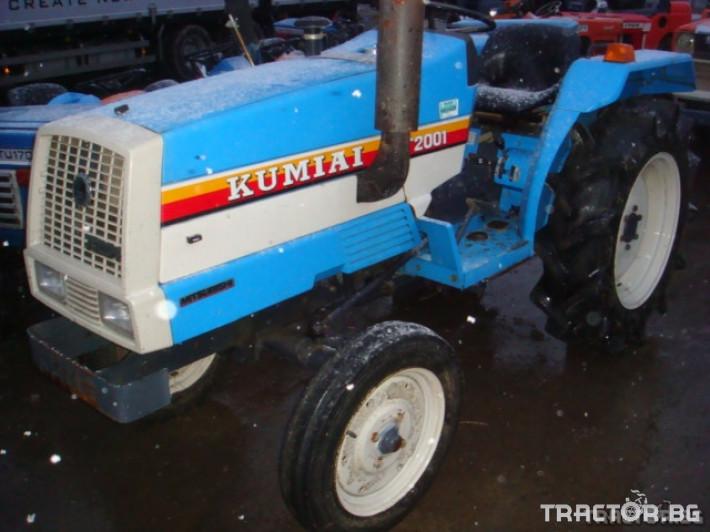 Трактори Mitsubishi MT2001S 0