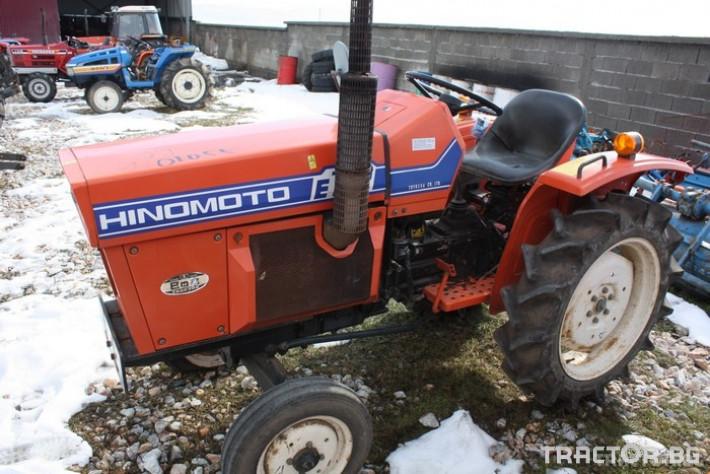 Трактори Hinomoto E182 1