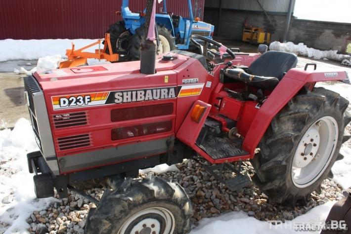 Трактори Shibaura D23F 0