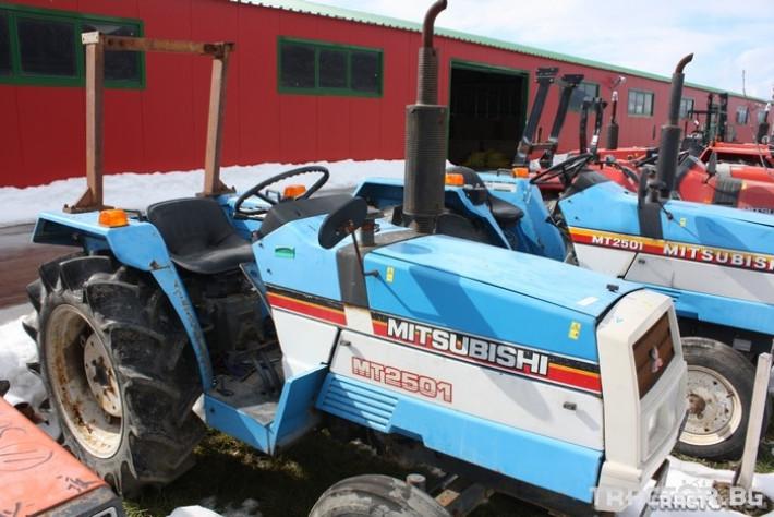 Трактори Mitsubishi МТ 2501 4