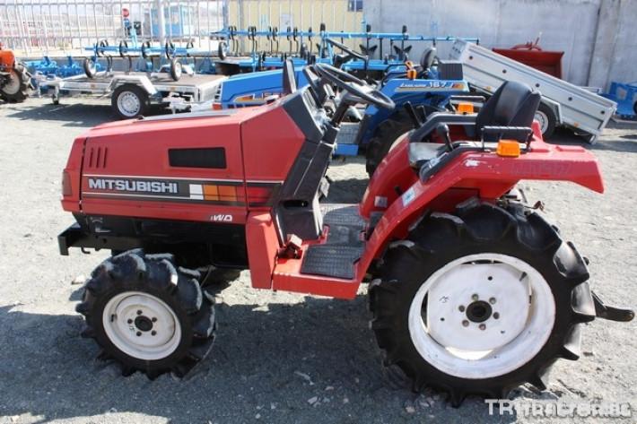Трактори Mitsubishi MT 17 4x4 0 - Трактор БГ