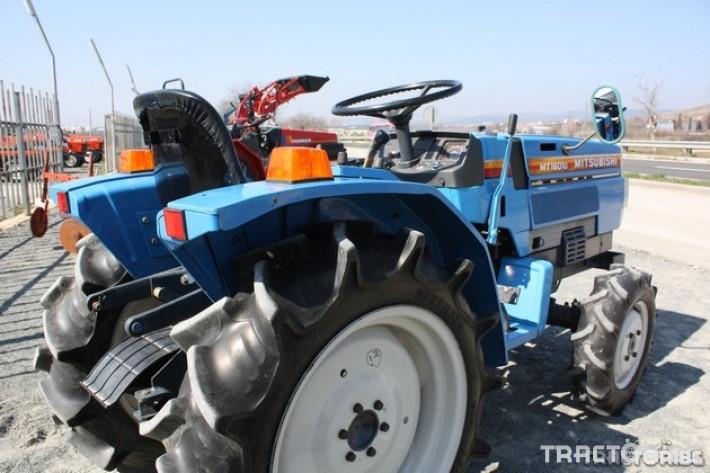 Трактори Mitsubishi MT 1601 D 0 - Трактор БГ