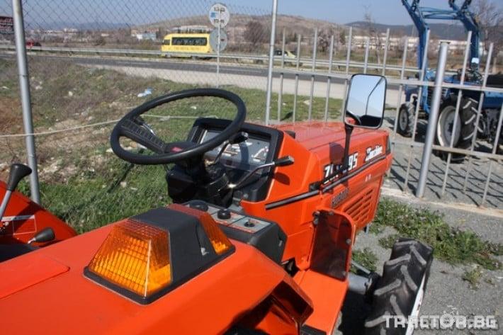 Трактори Kubota ZL-1 295 Sunshine 1 - Трактор БГ