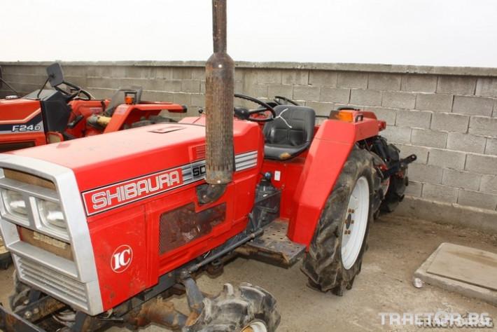 Трактори Shibaura SD 2243 1
