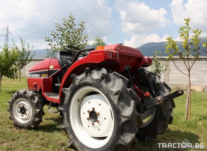Трактори Mitsubishi MTX 245 0