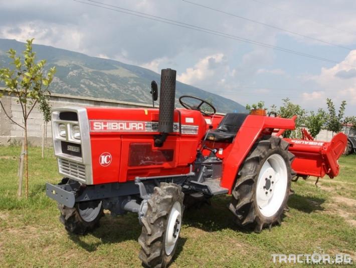 Трактори Shibaura SD 2243 3