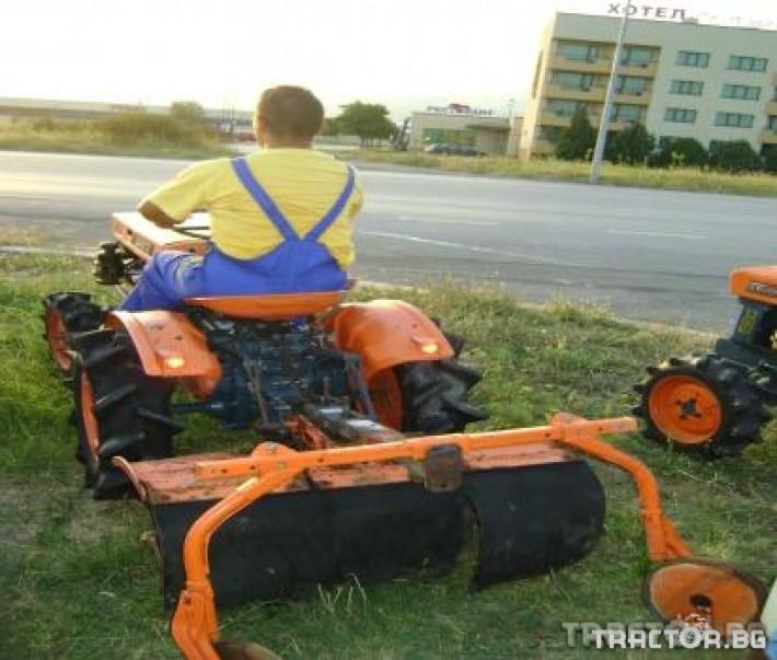 Трактори Kubota В6000 1