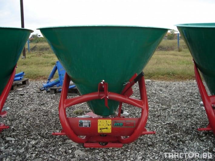 Торачки Навесна торачка 500  литра 0 - Трактор БГ