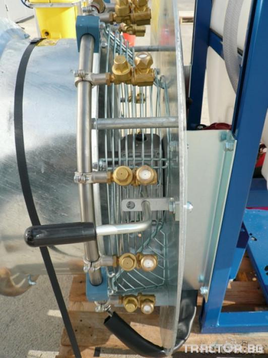 Пръскачки пръскачка италианска Пръскачки 120 и 200 л. вентилаторни 4 - Трактор БГ