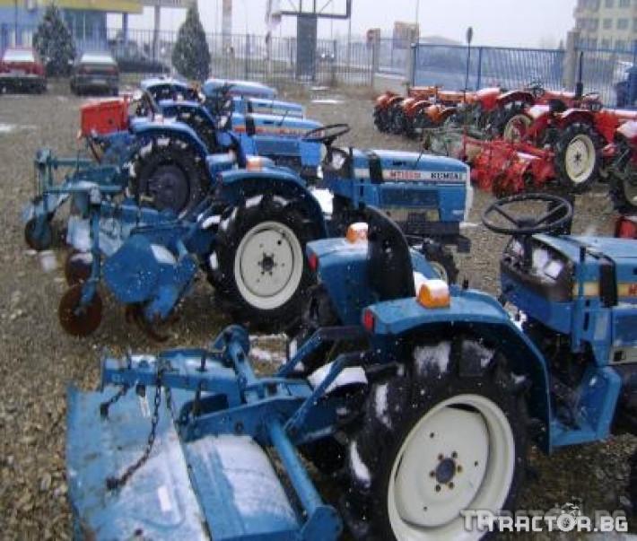 Трактори Mitsubishi MT1601D 2