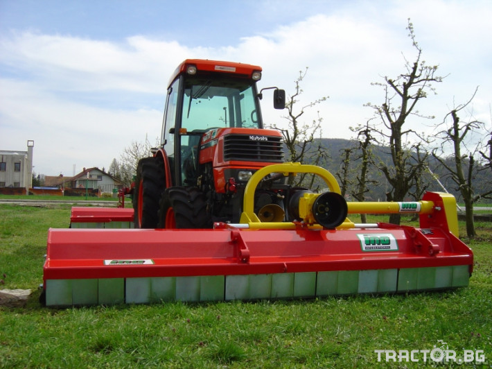 Машини за лозя / овошки Мулчер (Раздробител) ELITE - Ino Brezice - Словения 2 - Трактор БГ
