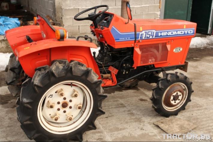 Трактори Hinomoto E154 4