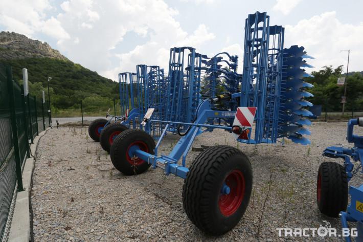 Брани Lemken дискови брани Rubin 10 13 - Трактор БГ