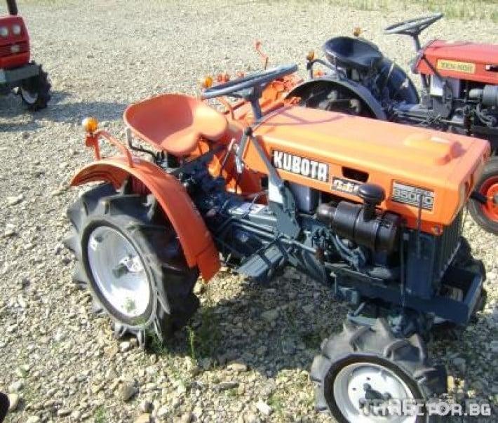 Трактори Kubota В6000 3