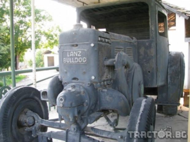 Ретро трактор Ланц – Булдог продадоха в Търговищко на германец