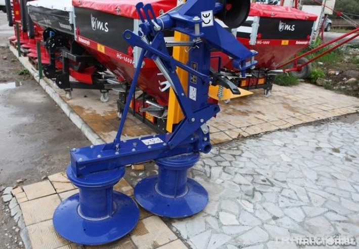 Косачки Западни Роторна косачка двудискова - 135 см. 0 - Трактор БГ