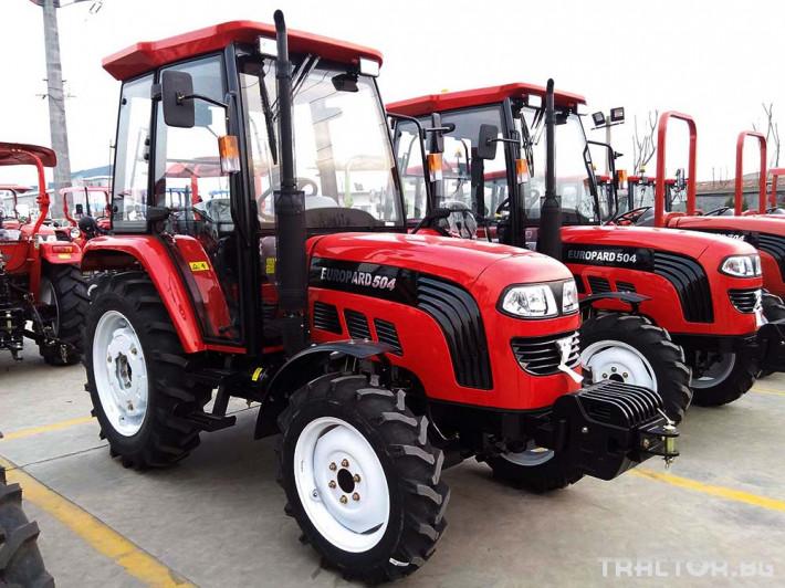 Трактори Foton TB504C 0