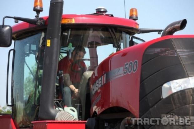 Тайтън Машинъри проведе обучение за системите за прецизно земеделие