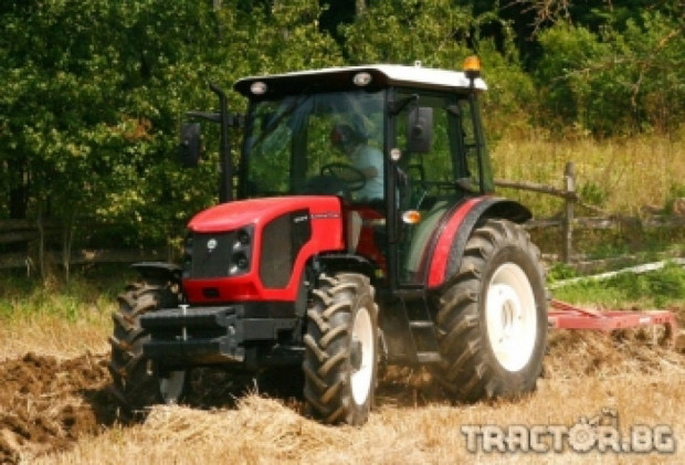 Кооперация КИТКА е новия вносител на тракторите ARMATRAC за България