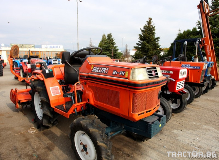 Трактори Kubota B1 -14 Bultra 0