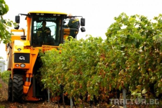 Titan Machinery BG ще покаже машини за лозарството на Винария 2012