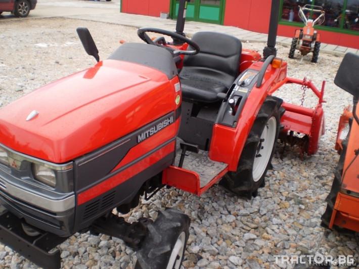 Трактори Mitsubishi MT-160   4x4 1