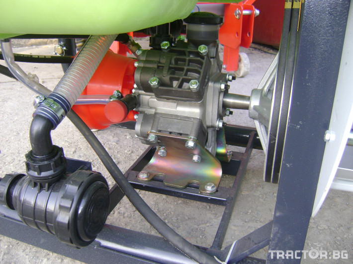 Пръскачки пръскачка турска Вентилаторна пръскачка - 400 литра 7 - Трактор БГ