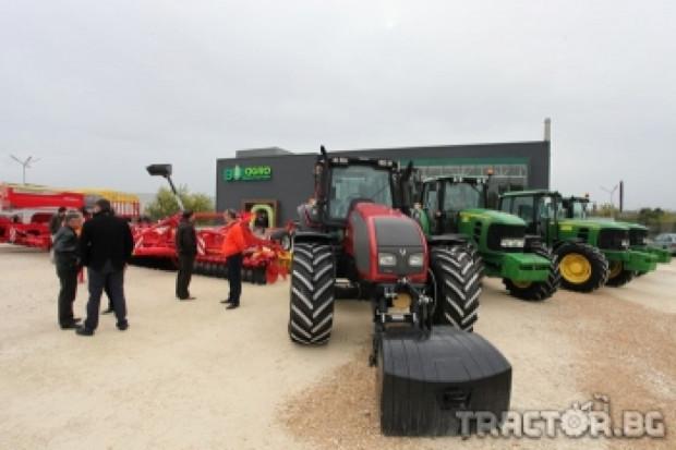 Булагро откри нов търговски център за агро техника в Добрич