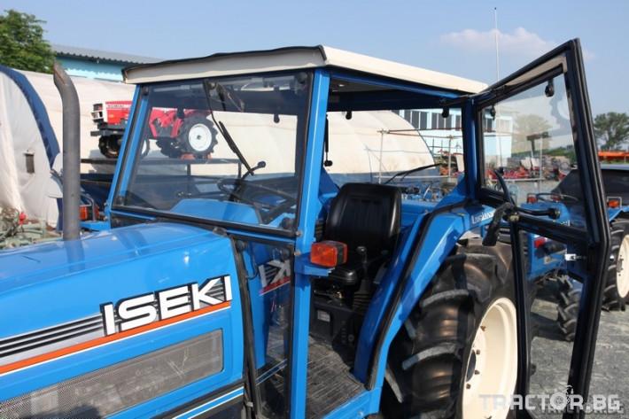 Трактори Iseki Landleader 325 4