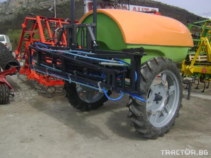 Пръскачки пръскачка турска Пръскачка  - 2 000 л. 2 - Трактор БГ